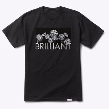 Diamond Supply Co.JEWELS TEE-BLACK