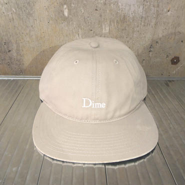 DIME CLASSIC CAP GRAY ダイム クラシック キャップ グレー