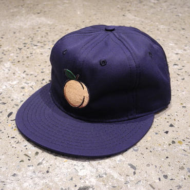 Alltimers Peachy Hat - Navy オールタイマーズ ピーチ ハット ネイビー