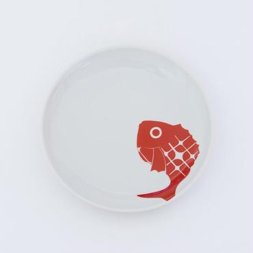 九谷焼 鯛皿