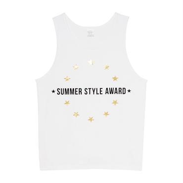 SUMMER STYLE AWARD 2017 公式タンクトップ (WHITE)