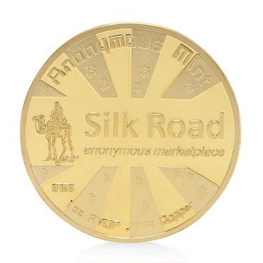 ビットコイン ゴールドコイン シルクロード