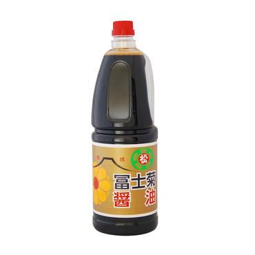 富士菊醤油 濃口醤油 松(1800ml)
