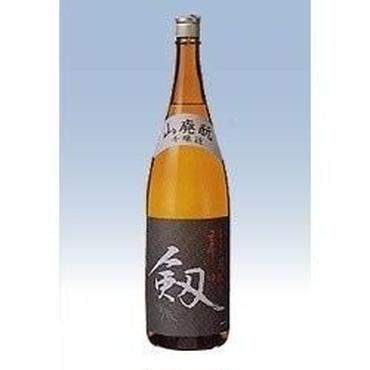 萬歳楽 山廃本醸造 剱(1800ml)