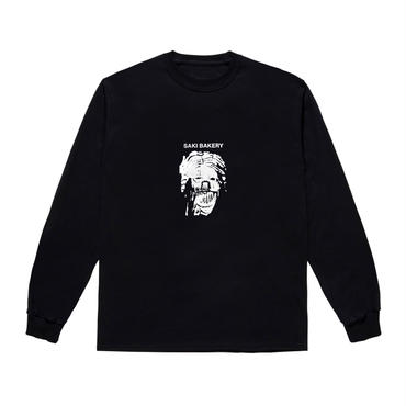 Mask Print Long Sleeves T-Shirt