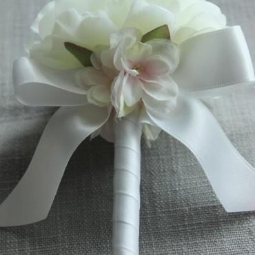 フラワーペン・ホワイト