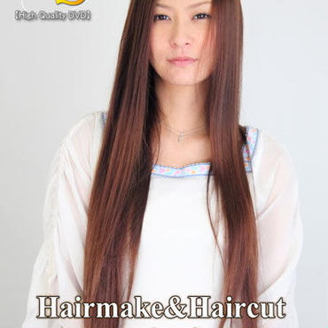 HQ-29 Hairmake&HairCut 東城あん DVD
