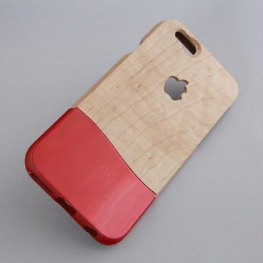 ウッドケース for iPhone7 *4色展開