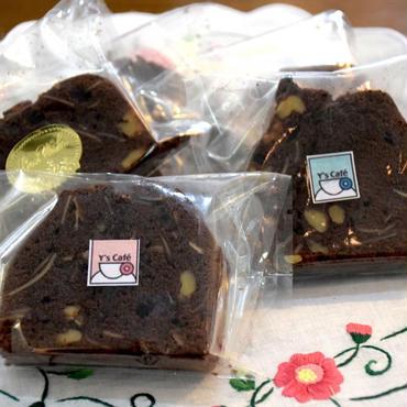 カットケーキ(チョコ)5個