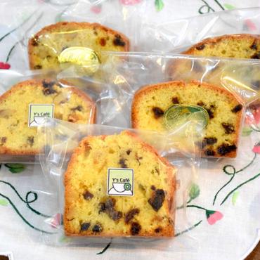 カットケーキ(レーズン)5個