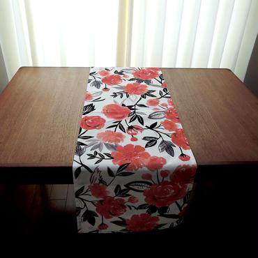 テーブルランナー(Peony)