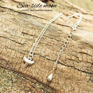 Sharktooth Necklace