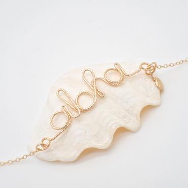 aloha wire  bracelet