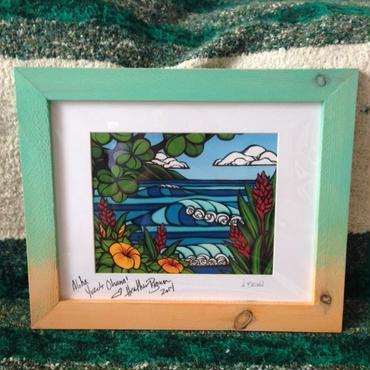 handmade frame A3