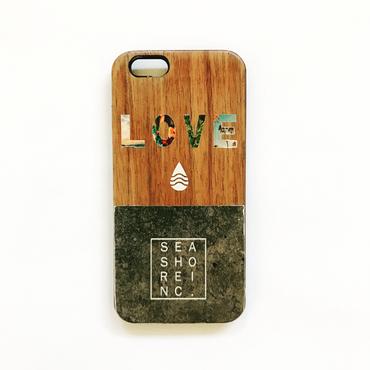 iPhone ラバーケース 【LOVE】