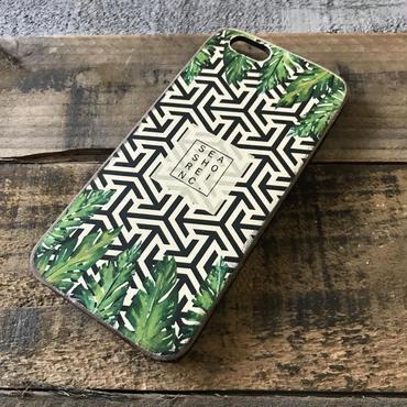iPhone ラバーケース 【leaf】