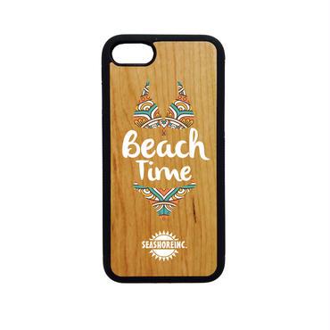 iPhone ラバーケース 【beach time】