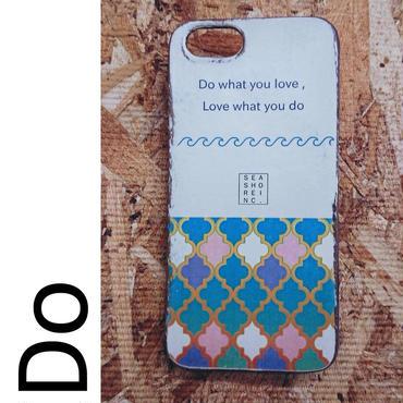 iPhone ラバーケース 【Do】