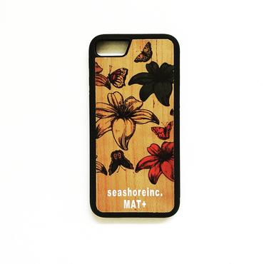 iPhone ラバーケース 【botani】