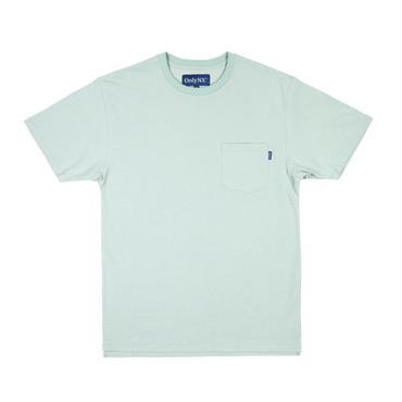 ONLY NY Premium Cotton Piqué T-Shirt Pistachio