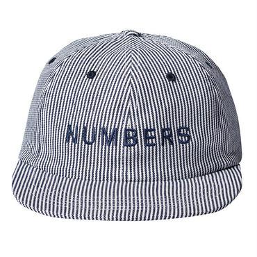 NUMBERS EDITION WORDMARK - DENIM 6-PANEL HAT 17910
