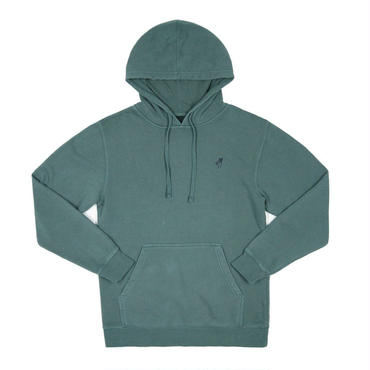 ONLY NY Pigment Dyed OK Hoody VINTAGE EMERALD