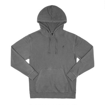 ONLY NY Pigment Dyed OK Hoody VINTAGE BLACK