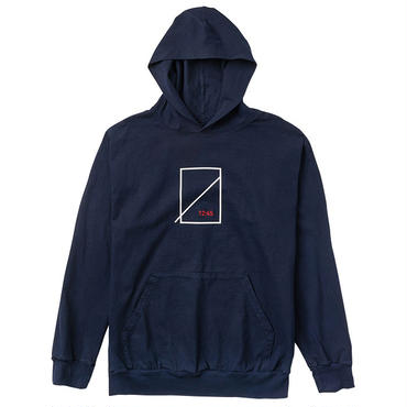 Numbers Edition EDITION SYMBOL HOODED JERSEY PULLOVER 18304