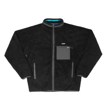 ONLY NY Alpine Fleece Jacket BLACK