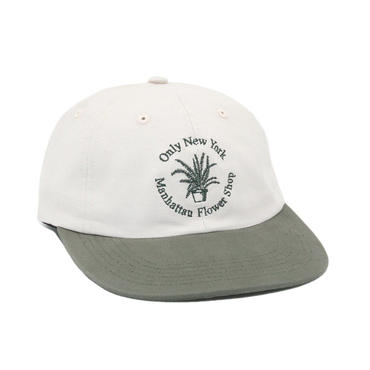 ONLY NY Flower Shop Polo Hat Natural