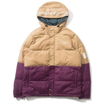 The Hundreds Wrightwood Puffer Jacket KHAKI