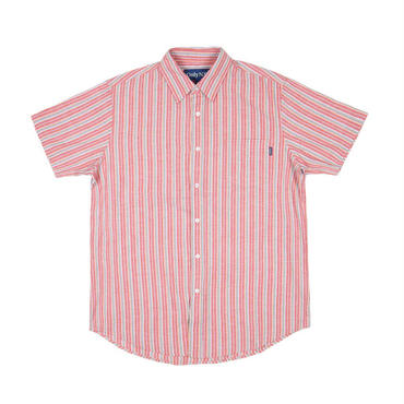 ONLY NY Blue Point Short Sleeve Shirt Salsa