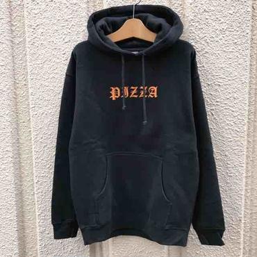 PIZZA SKATEBOARDS Pizza OE Hoodie BLACK