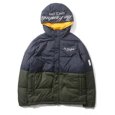 The Hundreds Wrightwood Puffer Jacket NAVY