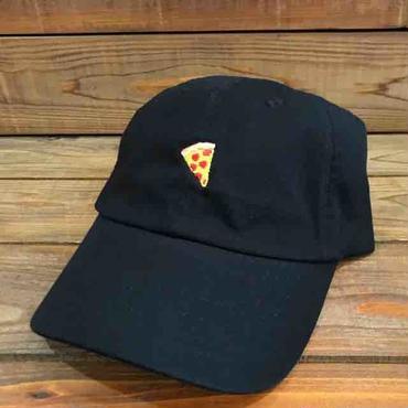 PIZZA SKATEBOARDS Emoji Polo Hat BLACK