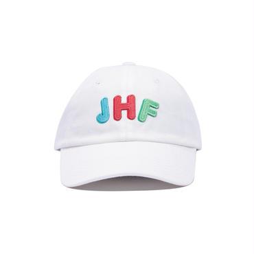 JHF Hold Up Dad Hat White