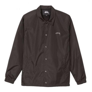 STUUSY Cruize Coach Jacket BLACK