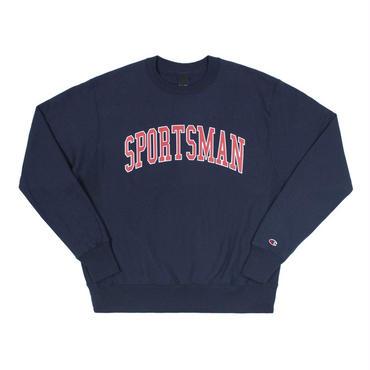 ONLY NY Sportsman Champion® Reverse Weave Crewneck NAVY
