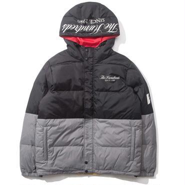 The Hundreds Wrightwood Puffer Jacket BLACK