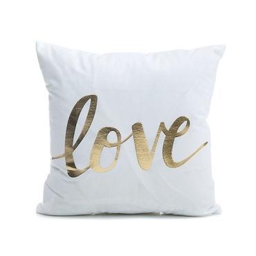 """Cushion cover """"love"""""""
