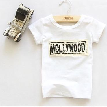 HOLLYWOOD logo T- shirt