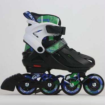 BKB K7 Kids Skates BLACK