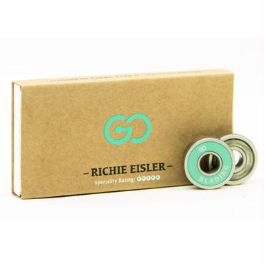 GO Proj. Richie Eislerベアリング - For Aggressive skate - 6balls