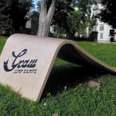 【送料込】GRAW スケート用ジャンプランプ PROFESSIONAL