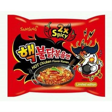 三養 ヘップルタク炒め麺 140g (超辛)