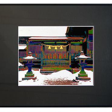 『高山神社』 村林 孝夫 009-2611