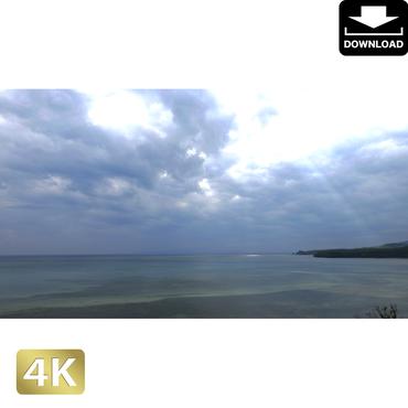 2023044 ■ 西表島 雲間からの陽射し