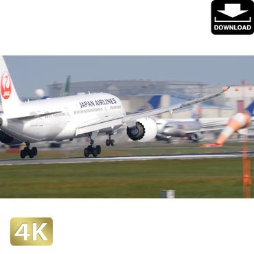 2031118 ■ 成田空港 着陸