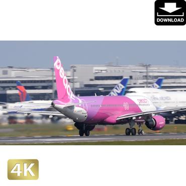 2031117 ■ 成田空港 離陸