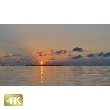 1013007 ■ 沖縄 中城の日の出